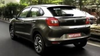 VIDEO: Baleno Hatchback SHVS Tertangkap Kamera, Pakai Mesin Ertiga Diesel?