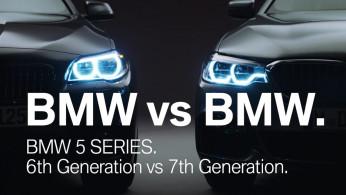 VIDEO: BMW Jelaskan Ubahan Seri-5 Generasi Terbaru
