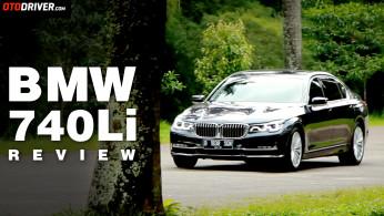VIDEO: Test Drive BMW 740 Li | OtoDriver  (Part 2/2)