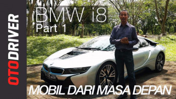 VIDEO: BMW i8 2017 Review Indonesia | OtoDriver