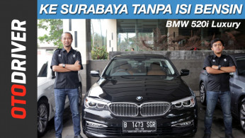 VIDEO: BMW 520i 2018 Review   OtoDriver