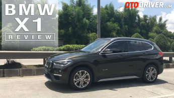 VIDEO: BMW X1 2016 Review | OtoDriver