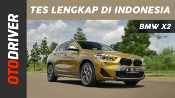 VIDEO: BMW X2 2018 Review Indonesia