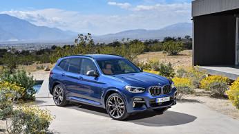 VIDEO: BMW X3 2018