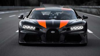 VIDEO: Bugatti Chiron Berhasil Sentuh 490,48 KM/Jam!