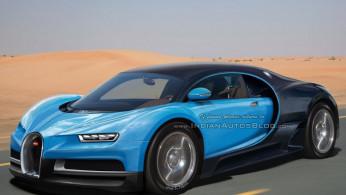 VIDEO: Inilah Bugatti Chiron, 1.500 DK dan 420 Km/Jam