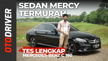 VIDEO: Mercedes-Benz C 180 2020 Review