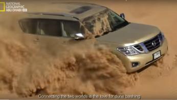 VIDEO: Nissan Perkenalkan Satuan Daya Unta Untuk Gantikan Daya Kuda!