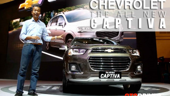VIDEO: Chevrolet Captiva 2016 First Impression Review Indonesia | OtoDriver