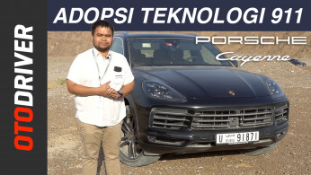 VIDEO: Porsche Cayenne 2018   First Drive Review Indonesia   OtoDriver