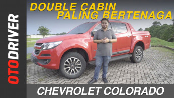 VIDEO: Review Chevrolet Colorado High Country 2017 | OtoDriver