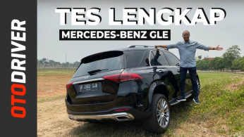 VIDEO: Mercedes-Benz GLE 2019 Review