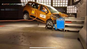 VIDEO: Crash Test Renault Triber, Kantongi Bintang 4!