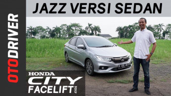 VIDEO: Honda City 2017 Review Indonesia | OtoDriver