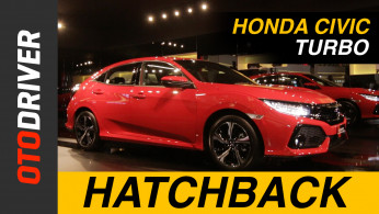 VIDEO: Honda Civic Turbo Hatchback 2017 | First Impression Review | OtoDriver