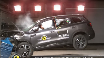 VIDEO: Crash Test Renault Koleos 2017 (Euro NCAP)
