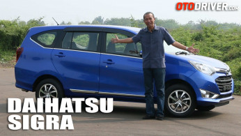 VIDEO: Daihatsu Sigra 2016 First Impression Review Indonesia | OtoDriver