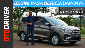 VIDEO: Suzuki All New Ertiga 2018 Review