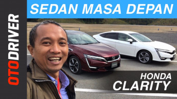 VIDEO: Review Honda Clarity 2017 | OtoDriver