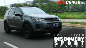 VIDEO: Land Rover Discovery Sport 2016 Review | OtoDriver