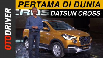 VIDEO: First Impression Datsun Cross 2018|OtoDriver