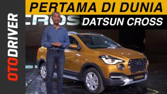 VIDEO: First Impression Datsun Cross 2018|OtoDriver