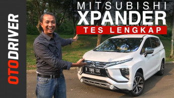 VIDEO: Review Mitsubishi Xpander | OtoDriver