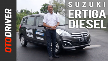 VIDEO: Suzuki Ertiga Diesel 2017 Review| OtoDriver