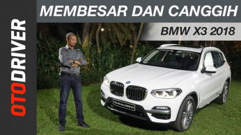 VIDEO: BMW X3 First Impression