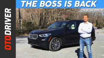 VIDEO: BMW X5 2019 First Drive