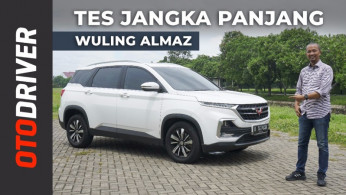VIDEO: Wuling Almaz Review Indonesia