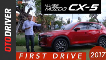 VIDEO: All New Mazda CX-5 2017 First Drive Indonesia | OtoDriver