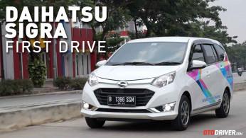 VIDEO: FIRST DRIVE DAIHATSU SIGRA 2016 | OTODRIVER