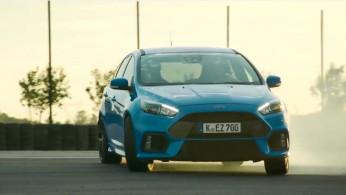 VIDEO: Mantan Stig Jajal Ford Focus RS