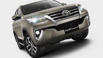 VIDEO: Toyota Indonesia Rilis Video Pertama All New Fortuner