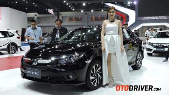 Video Teaser Beredar, Kehadiran Honda Civic Terbaru Di Indonesia Kian Dekat