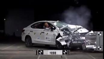 VIDEO: Crash Test Honda City 2020 (ASEAN NCAP)