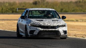 VIDEO: Selain Type R, Honda Juga Siapkan Civic SI Untuk Sirkuit!