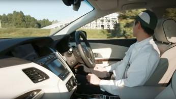 Video : Perkenalkan Fitur Honda Sensing Elite, Memungkinkan Pengemudi Tidak Memegang Setir