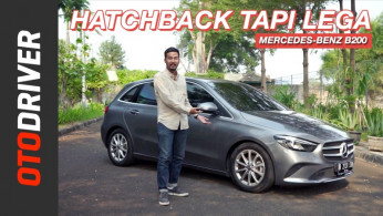 VIDEO: Mercedes-Benz B-Class 2019 Review Indonesia | OtoDriver