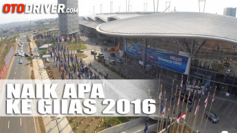 VIDEO: Cara Mudah Ke Pameran GIIAS 2016