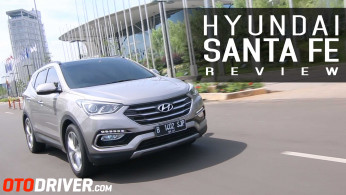 VIDEO: Hyundai Santa Fe 2016 Review | OtoDriver