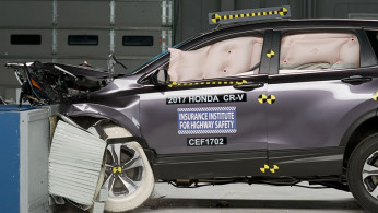 VIDEO: Crash Test Honda CR-V 2017
