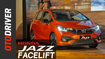 VIDEO: First Impression New Honda Jazz Facelift | OtoDriver