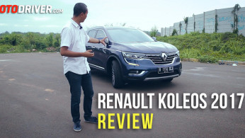 VIDEO: Renault Koleos 2017 Review |OtoDriver