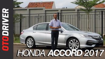VIDEO: Honda Accord 2017 Review | OtoDriver