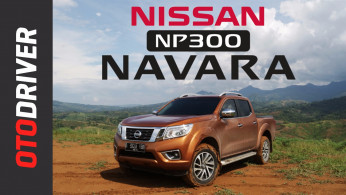 VIDEO: Nissan Navara Review | OtoDriver
