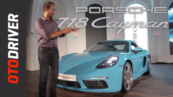 VIDEO: Porsche 718 Cayman 2017 First Impression Review Indonesia | OtoDriver