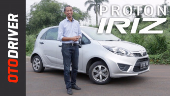 VIDEO: Proton Iriz 2017 Review | OtoDriver