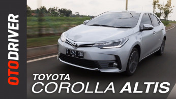 VIDEO: Toyota Corolla Altis 2017 Review Indonesia | OtoDriver